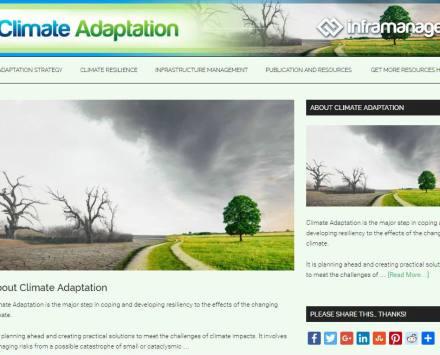 climate adaptation inframanage.com