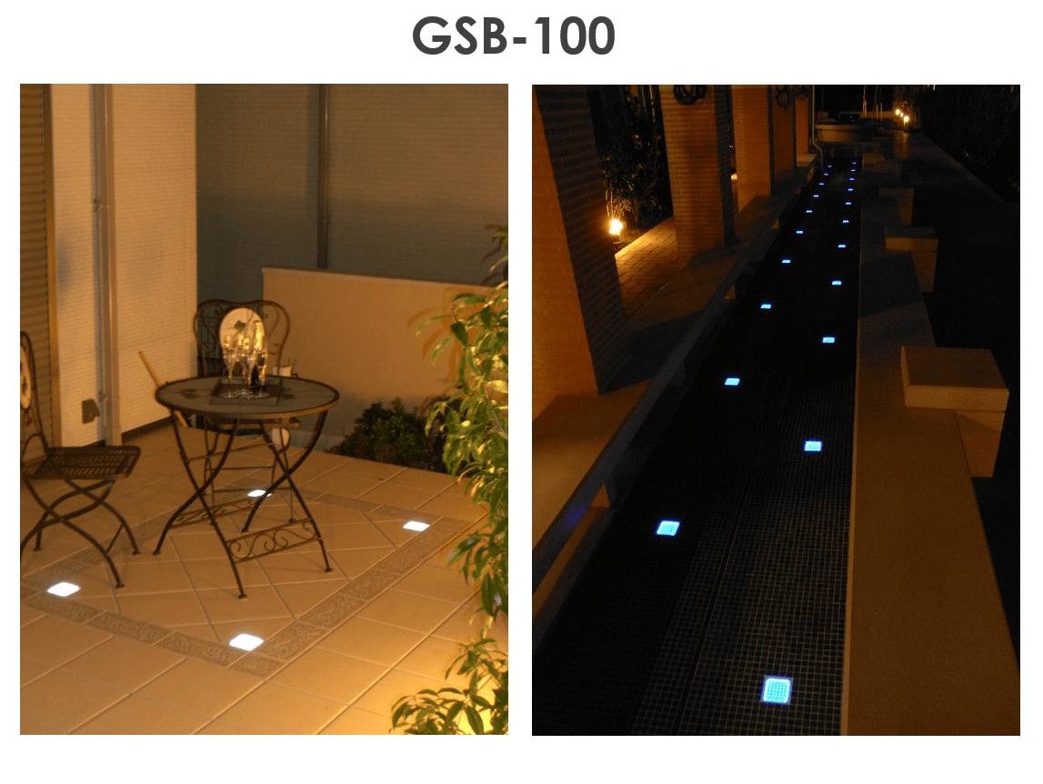 LED brick