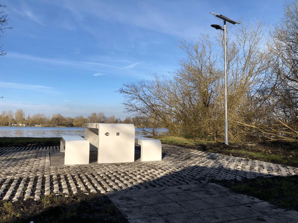 solar picknickset landsmeer