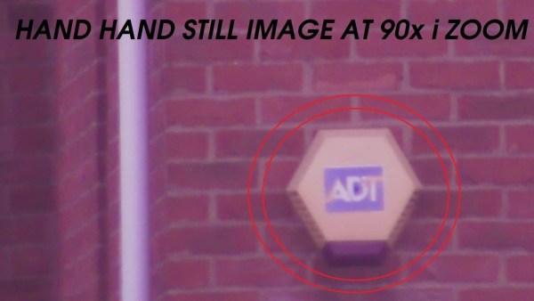 90x zoom camera camcorder