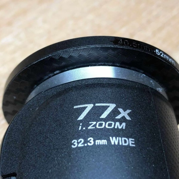 52MM FILTER THREAD MOD FULL SPECTRUM CAMCORDER