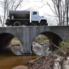 LARGE CULVERT REHABILITATION