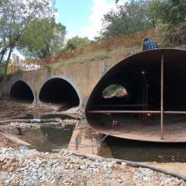 ARCH CULVERT LINER FOR CHAPEL HILL NC
