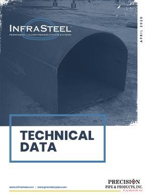 InfraSteel Technical Data PDF