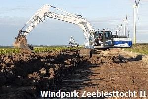 Windpark Zeebiesttocht II