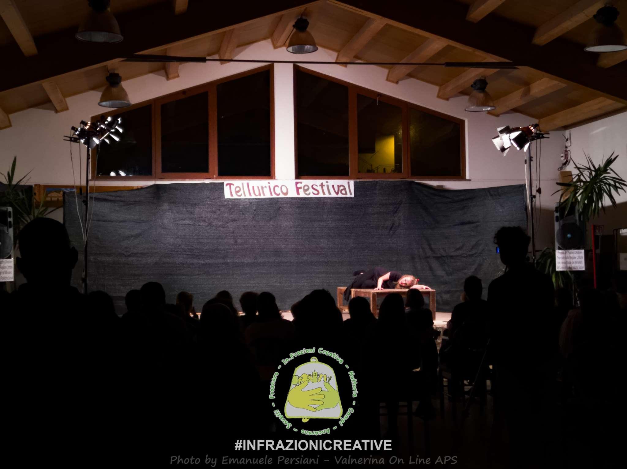 In.Frazioni Creative, Campi di Norcia e Il Tellurico Festival