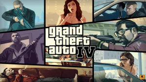 """Grand Theft Auto 4 (GTA4 ep.2) - """"Worries In The Dance"""" Frankie Paul"""