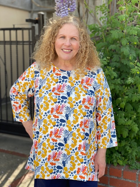 Adrienne Tunic- Floral