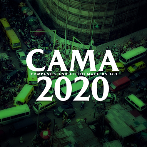 One-person Company in the New CAMA: A Bow to an Existing Practice by Stephen Azubuike Infusion Lawyers