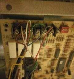 image furnace wiring [ 4000 x 3000 Pixel ]