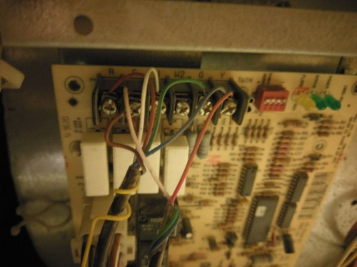 small resolution of image furnace wiring
