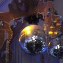 Hagia disco ball