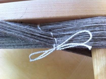 Linen warp