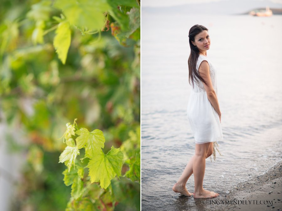 Bodrum beach bride editorial