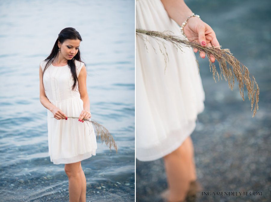 Bodrum beach bride editorial