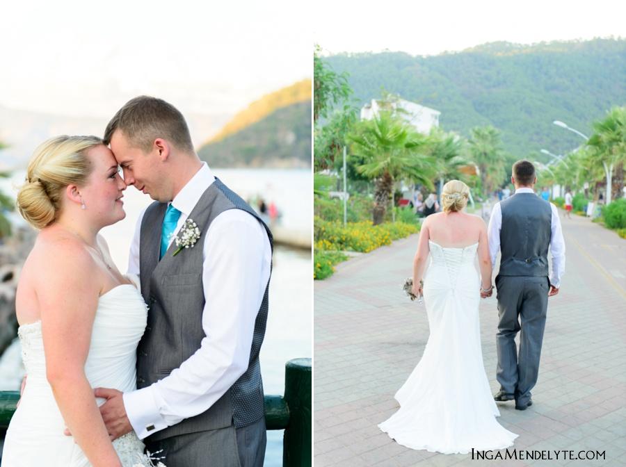 Bodrum Wedding Photography, Casa Blanca hotel
