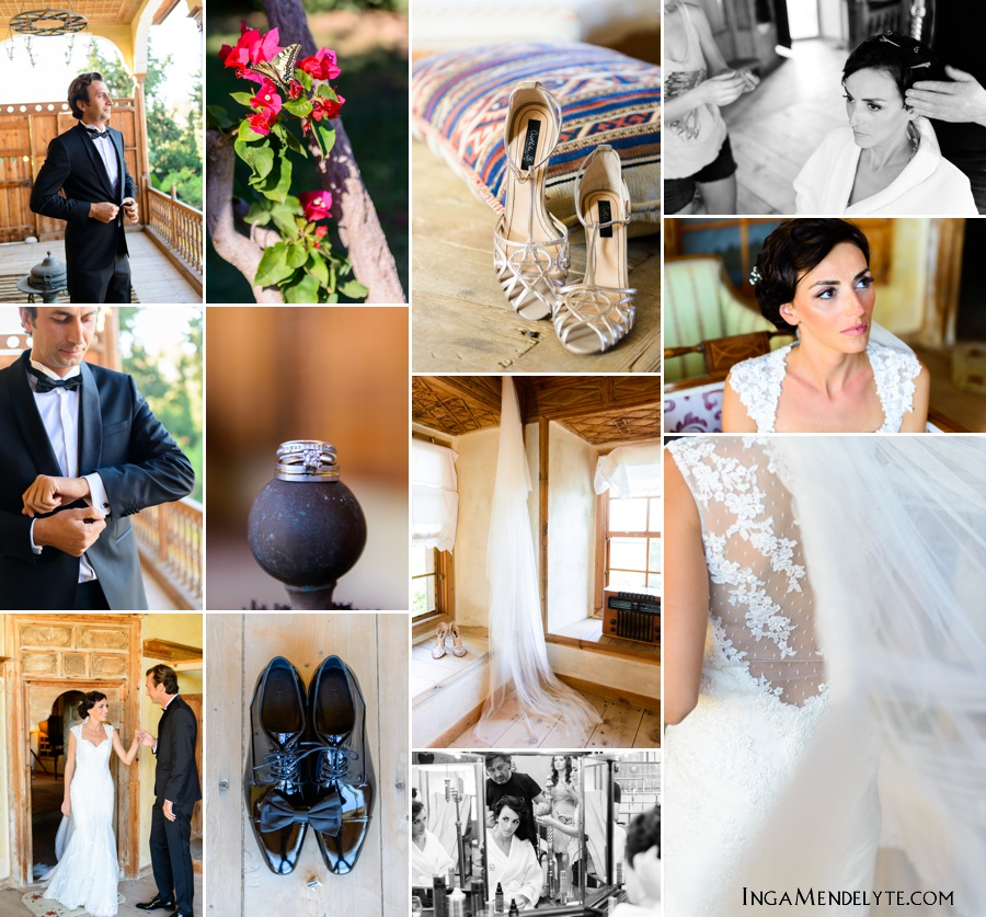 Datca wedding in Mehmet Ali Aga Mansion