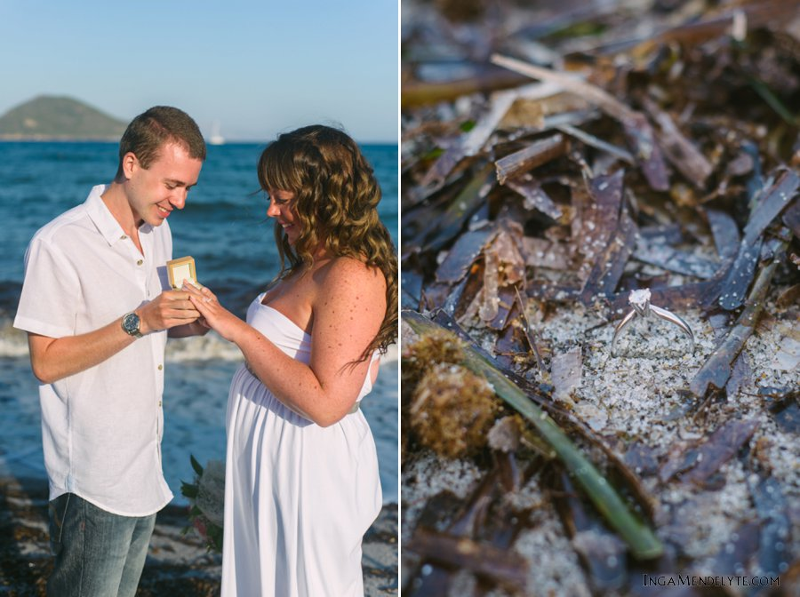 Turgutreis beach Engagement session, Bodrum, Turkey