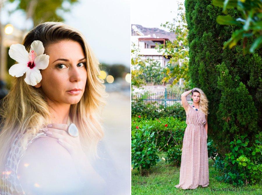 Bodrum Portrait Photographer, Turgutreis