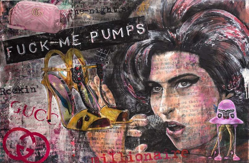 Ami Winehouse: Fuck me pumps