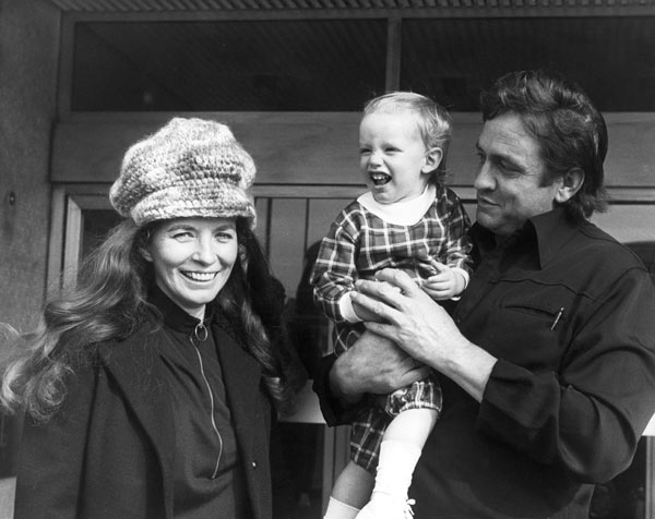 Johnny Cash First Wife Race