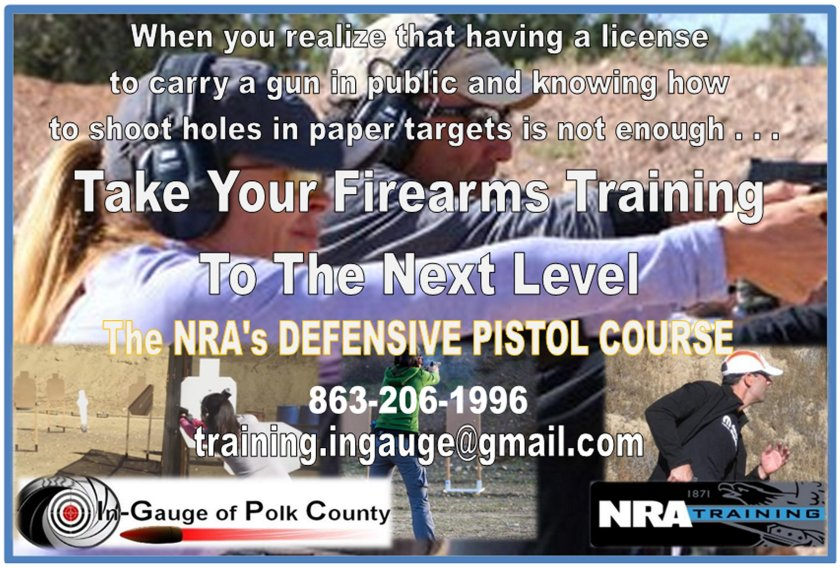 Polk County Florida – In-Gauge of Polk County – Firearms