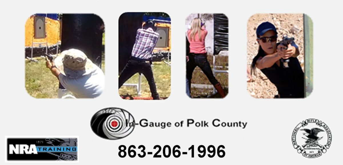 Concealed Carry License Training Class – Polk County