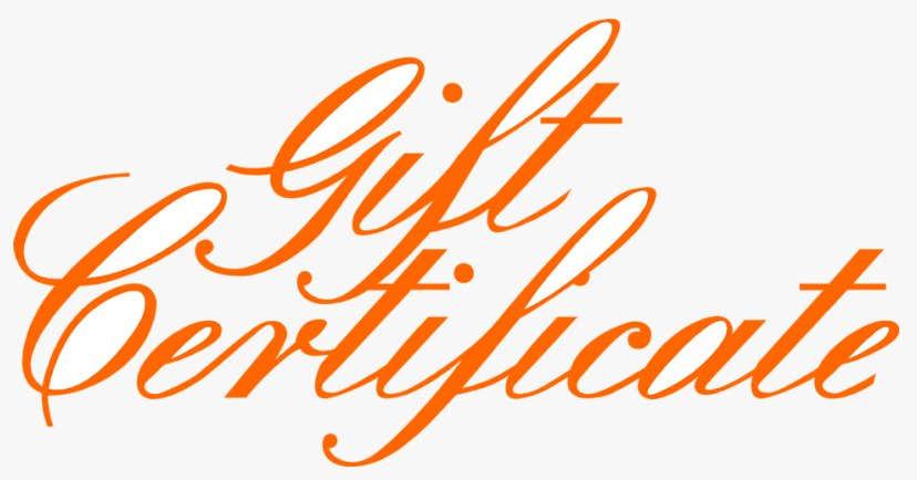 Gift Certificates Available for All Training Classes