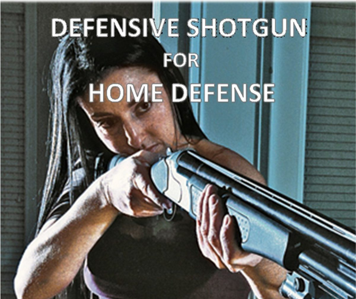Basic Shotgun for Home Defense