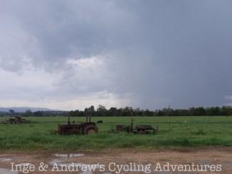 The big storm.