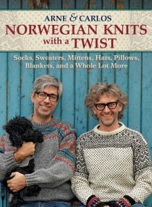 Arne and Carlos's latest book
