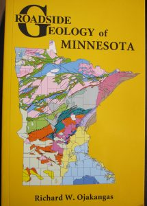 Roadside Geology of Minnesota Cover