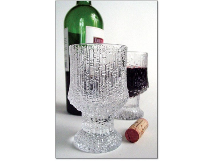 ultima thule red wine glass