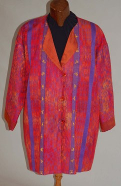 """Birds Awakening At Dawn"" Coat"