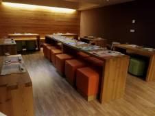 sala Buffet terme sensoriali di Chianciano