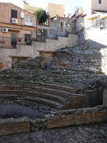 cavea Teatro Odeon Taormina