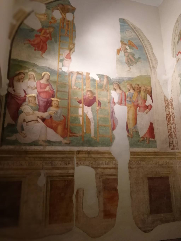 Deposizione della Croce Città della Pieve