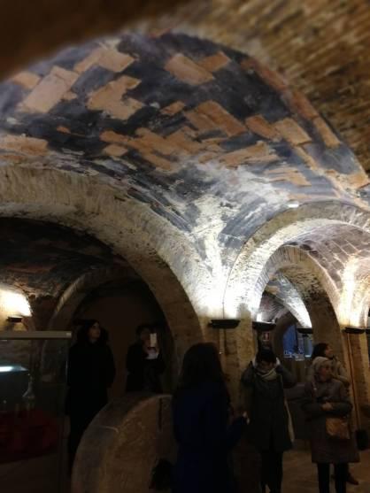 Museo del Vetro: Sala delle Volte