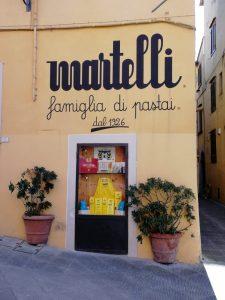 Pastificio Martelli, Valdera
