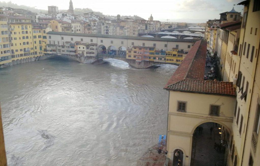 Ponte Vecchio dagli Uffizi con Musement