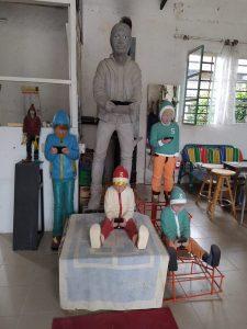 gruppo di bambini di Giovanni da Monreale