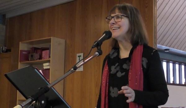 Ingela Berger sjunger