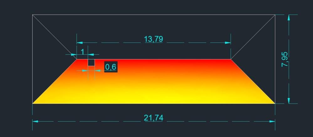 Cálculo de la distancia mínima entre placas solares (2/6)