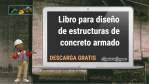 Libro para diseño de estructuras de concreto armado de Dr. Álvaro García