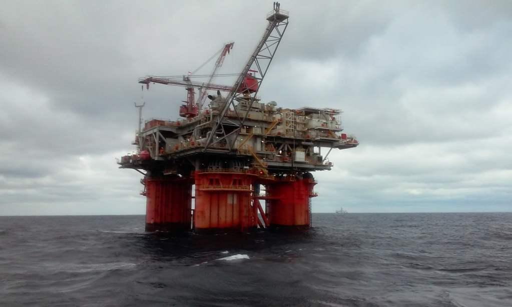 Tipos de plataformas marinas y estructuras offshore