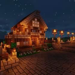 Planos de casas de Minecraft