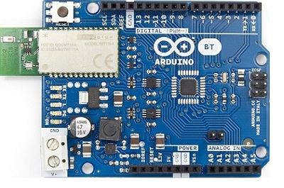 Arduino BT-Frontal