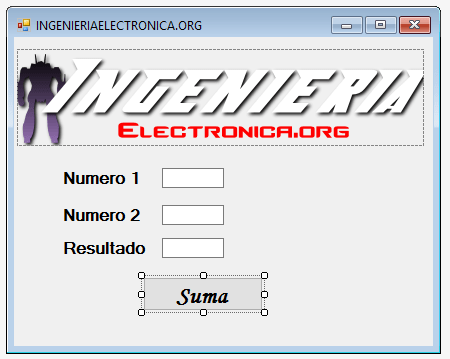 Ejemplo 3: calculadora basica en Visual Basic
