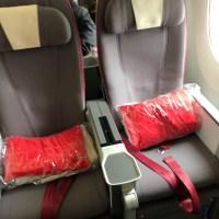 Volando en Iberia Premium Economy de su Nuevo Airbus A350 entre Madrid y New York