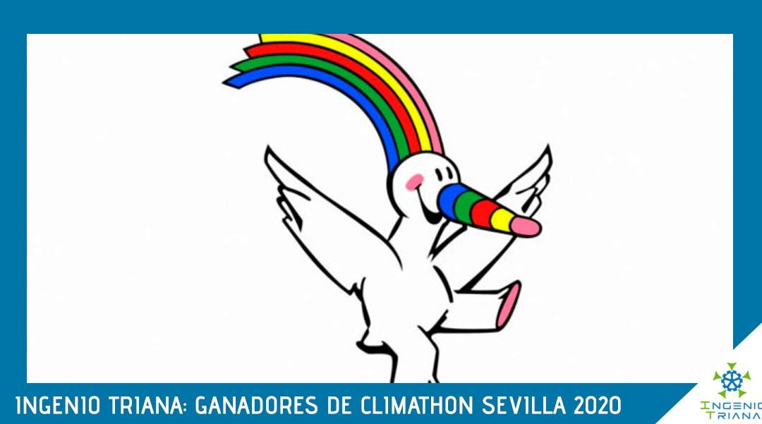 Ingenio Triana: Ganadores de Climathon Sevilla 2020